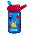 Športová fľaša Camelbak Eddy + Kids 0,4l