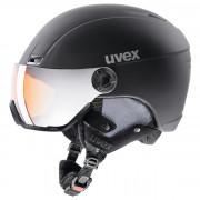 Lyžiarska prilba Uvex HLMT 400 Visor style