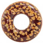 Plávacie kruh Nutty Chocolate Donut Tube