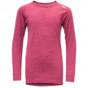 Detské triko Devold Breeze Junior Shirt