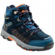 Detské trekové topánky Elbrus Peňáz mid wp jr