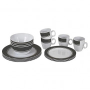 Sada riadu Bo-Camp Tableware Set