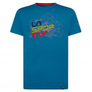 Pánske tričko La Sportiva Cubic T-Shirt M