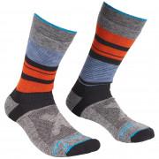 Pánske ponožky Ortovox All Mountain Mid Socks M