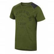 Pánske funkčné tričko Husky Merino 100 Wolf kr. rukáv
