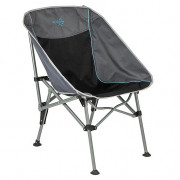 Stolička Bo-Camp Folding Chair De Luxe Extra Compact