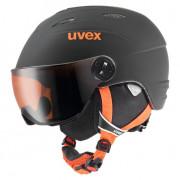 Lyžiarska prilba Uvex Junior Visor Pro