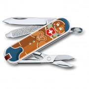 Vreckový nôž Victorinox Classic LE Gingerbread Love