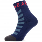Nepremokavé ponožky SealSkinz WP Warm Weather Ankle Hydrostop