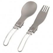 Príbor Robens Folding Alloy Cutlery Set