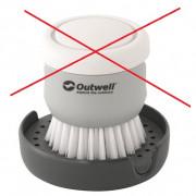 Vystavená Kefka Outwell Kitson Brush with Soap Dispenser
