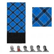 Šatka Sensor Tube Fleece Hero modrá