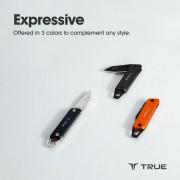 Vreckový nôž True utility Mod. keychain knife