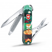 Vreckový nôž Victorinox Classic LE Swiss Mountain Dinner