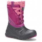 Detské topánky Merrell Snow Quest Lite 2.0 Waterproof