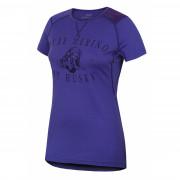 Dámske funkčné tričko Husky Merino 100 Kr. rukáv Puppy