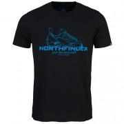Pánske tričko Northfinder Allan