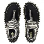 Dámske sandále Gumbies Slingback Black