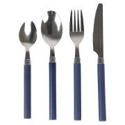 Príbory Bo-Camp Cutlery Set 4 kusy pre 1 osobu