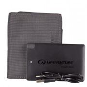 Nabíjací peňaženka Lifeventure RFID Charger Wallet with power bánk
