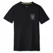 Pánske funkčné tričko Smartwool M Merino Sport 150 Iceaxdscnt Grhpc Tee