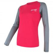 Dámske funkčné tričko Sensor Merino Active PT Logo dl.rukáv