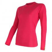Dámske tričko Sensor Merino Wool Active dl.r.