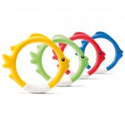 Hračka do vody Intex Fish Rings 55507