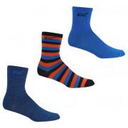 Detské ponožky Regatta Kids3PkOutdoorSck