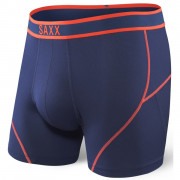 Boxerky Saxx Kinetic Boxer Midnight blue/Orange