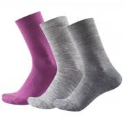 Dámske ponožky Devold Daily Light Woman Sock 3PK