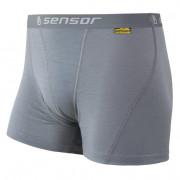 Pánske boxerky Sensor Merino Wool Active šedej