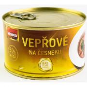 Bravčové na cesnaku Veseko 400 g