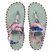 Dámske sandále Gumbies Slingback Mint & Pink