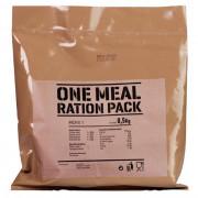 One Meal Ration pack (MRE), Menu I - Kuracie guláš s fazuľou