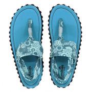Dámske sandále Gumbies Slingback Turquoise