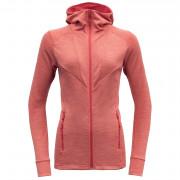 Dámska mikina Devold Aksla Woman Jacket W / Hood