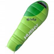 Spacák Husky Kids Magic -12°C zelený