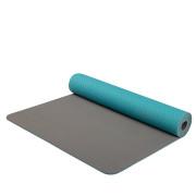 Podložka Yate Yoga Mat dvojvrstvová TPE