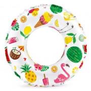 Kruh Intex Lively Print Swim Ring 59230NP