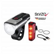 Sada svetiel Sigma Aura 80 USB + Blaze