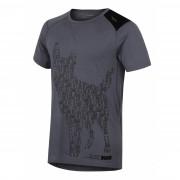 Pánske funkčné tričko Husky Merino 100 kr rukáv Dog