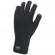 Nepremokavé rukavice Sealskinz WP All Weather Ultra Grip Knitted