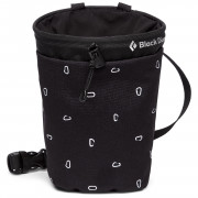 Vrecko na magnézium Black Diamond Gym Chalk Bag M / L