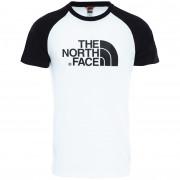 Pánske tričko The North Face M S/S Raglan Easy Tee