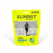 Summit to Eat - Dusená ryža s Teriyaki kuraťom