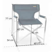 Stolička Pinguin Director Chair