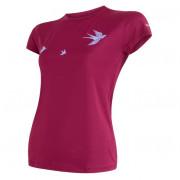 Dámske funkčné tričko Sensor PT Coolmax Fresh Swallow kr.r.
