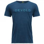 Pánske tričko Devold Langevåg Man Tee