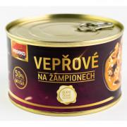 Bravčové na šampiňónoch Veseko 400 g
